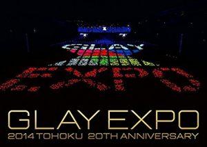 GLAY EXPO 2014 TOHOKU 20th Anniversary限定Premium Box(Blu-ray3枚組+CD3枚組)