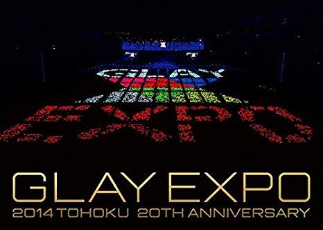 GLAY EXPO 2014 TOHOKU 20th Anniversary<br>限定Premium Box(Blu-ray3枚組+CD3枚組)
