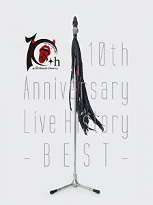 10th Anniversary Live History -BEST-