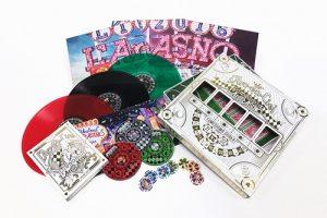 LIVE 2015 LArCASINO(完全生産限定盤)(BD+2CD+3LP+7 LArCHIP)