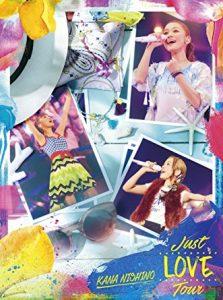 Just LOVE Tour(初回生産限定盤)