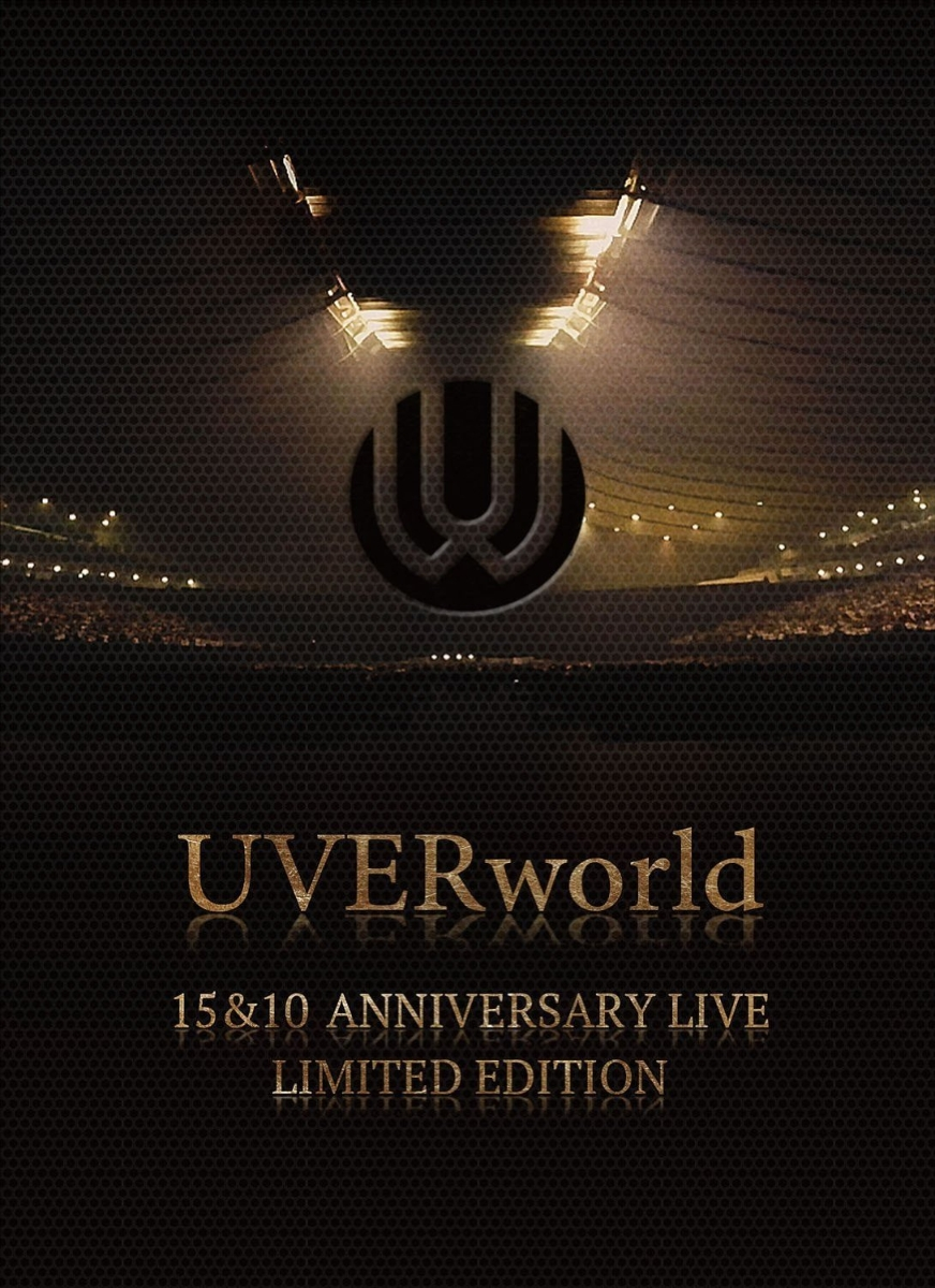 15&10 Anniversary Live LIMITED EDITION(完全生産限定盤)