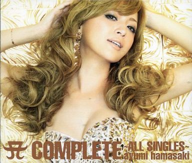 A COMPLETE ~ALL SINGLES~ CD+DVD