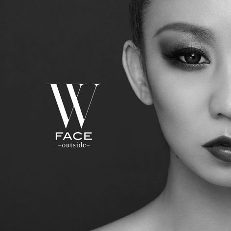 W FACE~outside~(Blu-ray付)