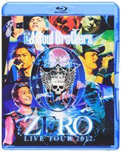 三代目J Soul Brothers LIVE TOUR 2012 「0~ZERO~」