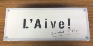 L Aive Blu-ray BOX本体BOXケース